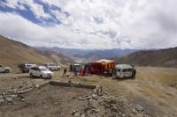 Launch on Wari La pass, 4000m, PFF, riders training
